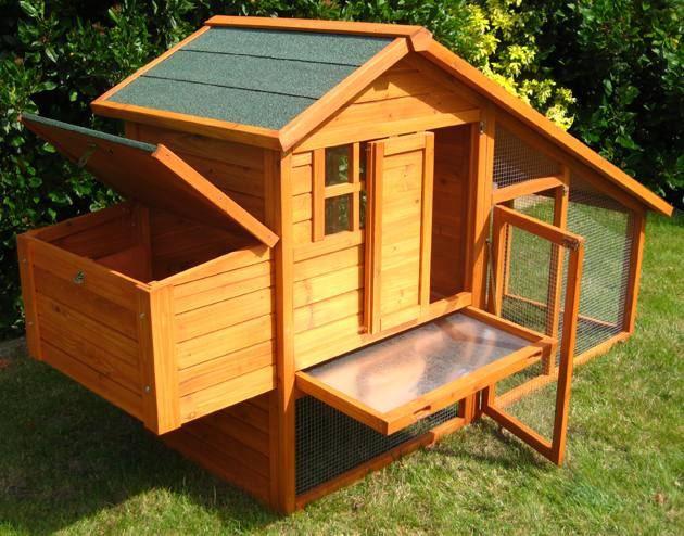 Diy Chick Coop Free Chicken Coop Plans For 25 Chickens